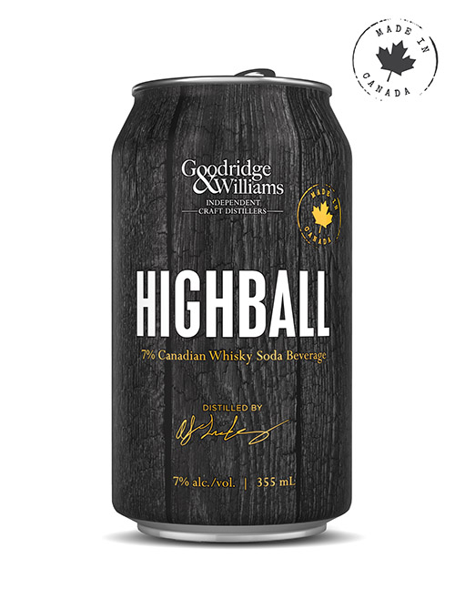 Highball website card